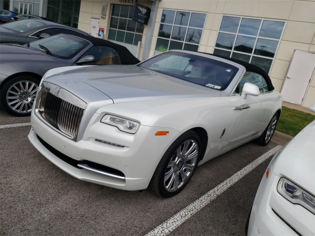 Certified Pre-Owned 2016 Rolls-Royce Dawn Base