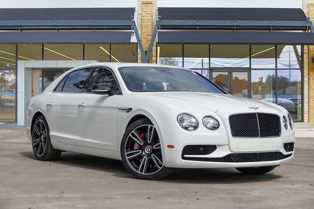 Certified Pre-Owned 2018 Bentley Flying Spur V8S
