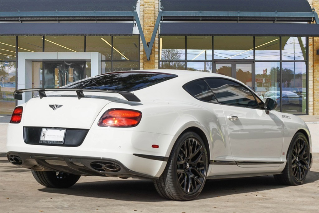 Pre-Owned 2015 Bentley Continental GT GT3-R