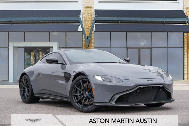 Pre-Owned 2019 Aston Martin Vantage Base