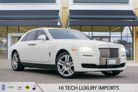 Pre-Owned 2015 Rolls-Royce Ghost