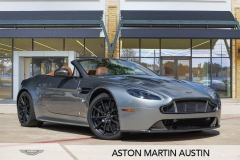 Certified Pre-Owned 2015 Aston Martin V12 Vantage S